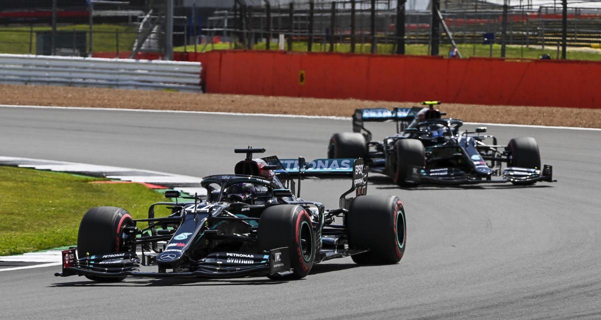 Grand Prix de Grande-Bretagne de F1 : le départ en vidéo