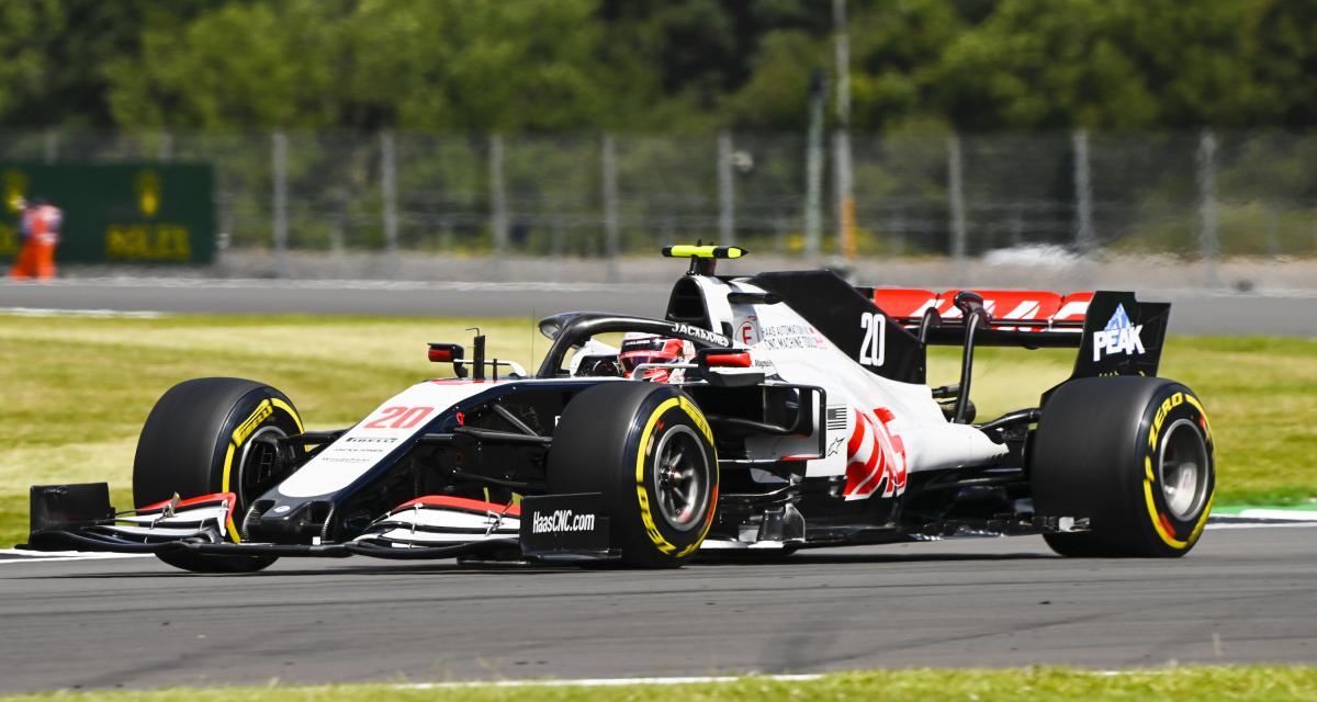 Grand Prix de Grande-Bretagne de F1 : l'accrochage Magnussen - Albon en vidéo