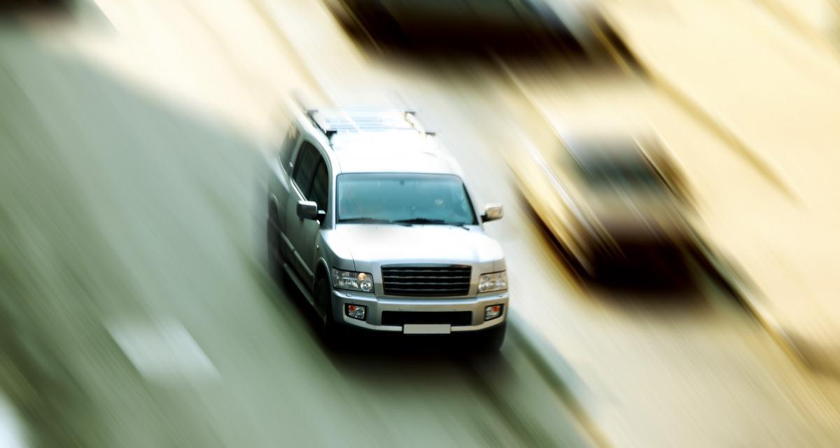 Deux chauffards flashés à 111 et 150 km/h ce week-end, les gendarmes se régalent