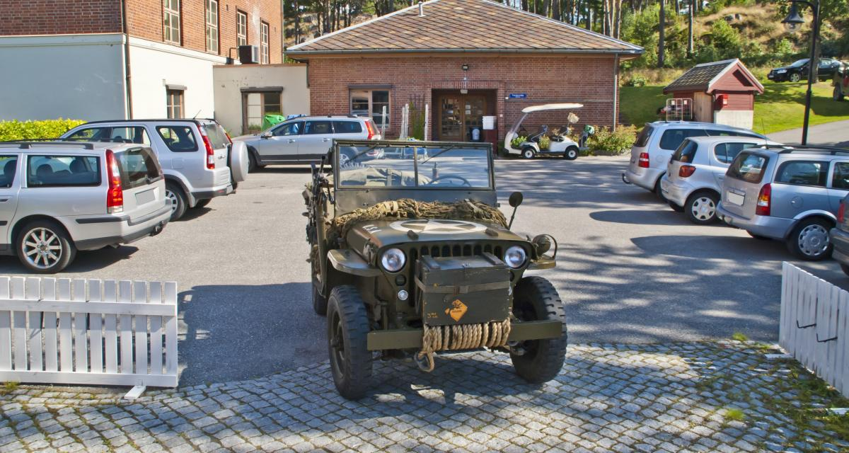 Rassemblement de voitures anciennes : le coup de tête d'un passionné