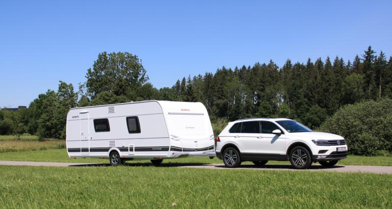 Nouvelle caravane Camper Dethleffs : le couteau suisse de toute la famille