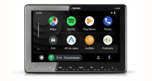 Zenec dévoile un nouvel autoradio CarPlay et Android Auto avec grand écran