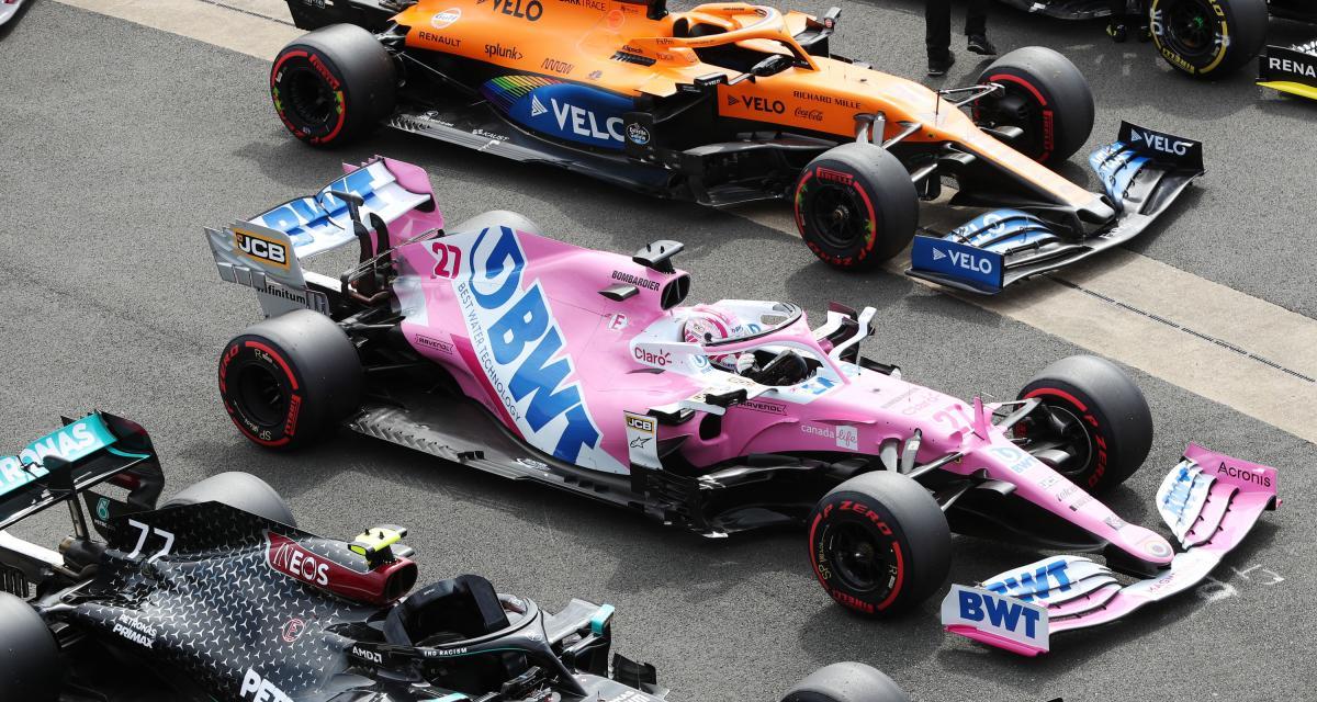 F1 - Grand Prix du 70e anniversaire : à quelle heure et sur quelle chaîne TV ?