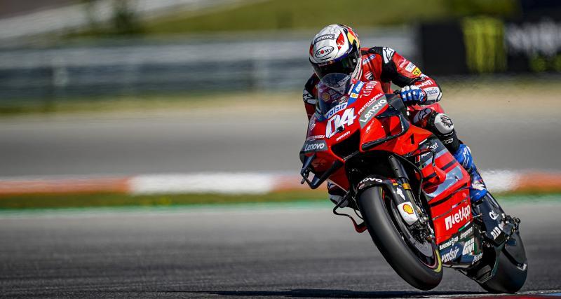 MotoGP - Grand Prix de République Tchèque : le classement final