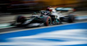 F1 - Grand Prix du 70e anniversaire : le départ en vidéo