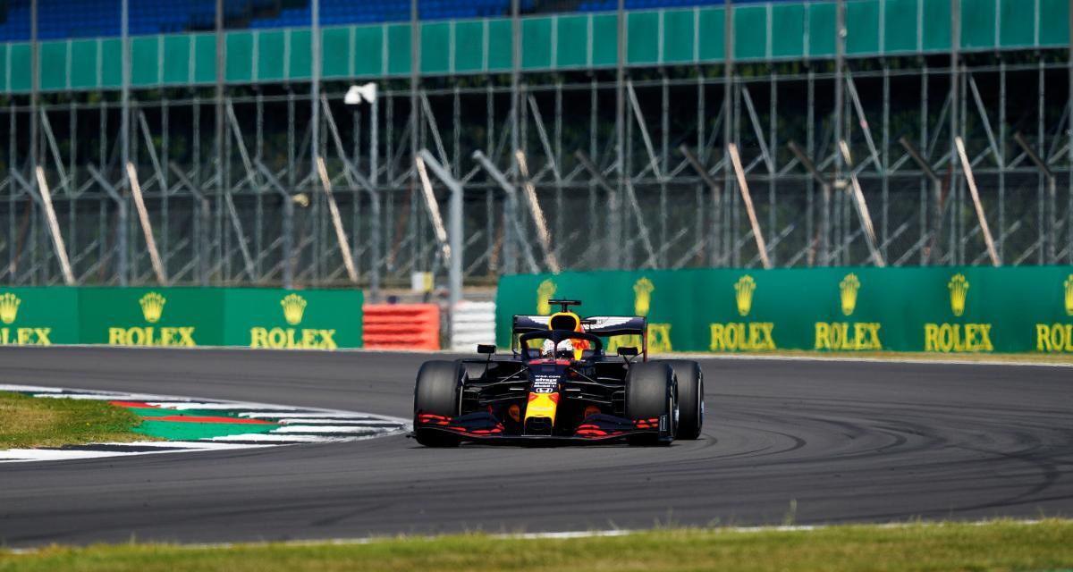 F1 - Grand Prix du 70e anniversaire : le classement final