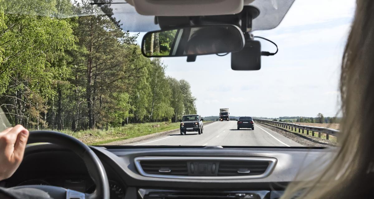 Ivre et à 178 km/h sur une nationale, un conducteur s'est fait réprimander par les gendarmes