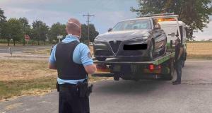 Contrôlé à 146 km/h sur une départementale, il dit adieu à son permis de conduire