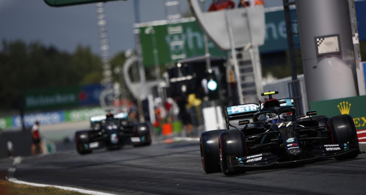 Grand Prix d'Espagne de F1 : le replay du départ en vidéo