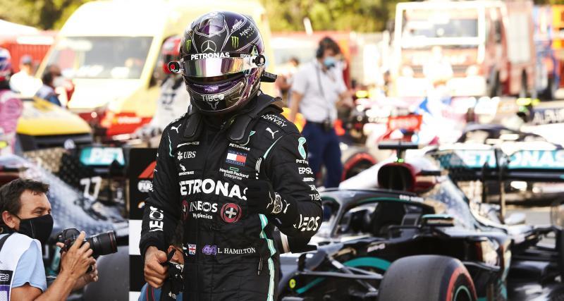 Grand Prix d'Espagne de F1 : le classement final