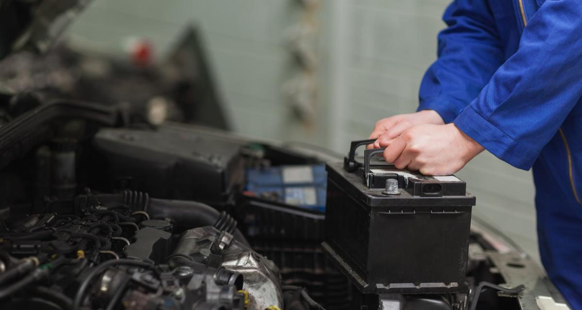 Entretien de ma voiture : 3 signes que votre batterie est en fin de vie