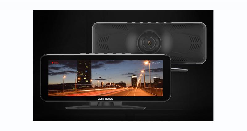 Lanmodo fait une offre commerciale intéressante sur sa caméra DVR Vast Pro