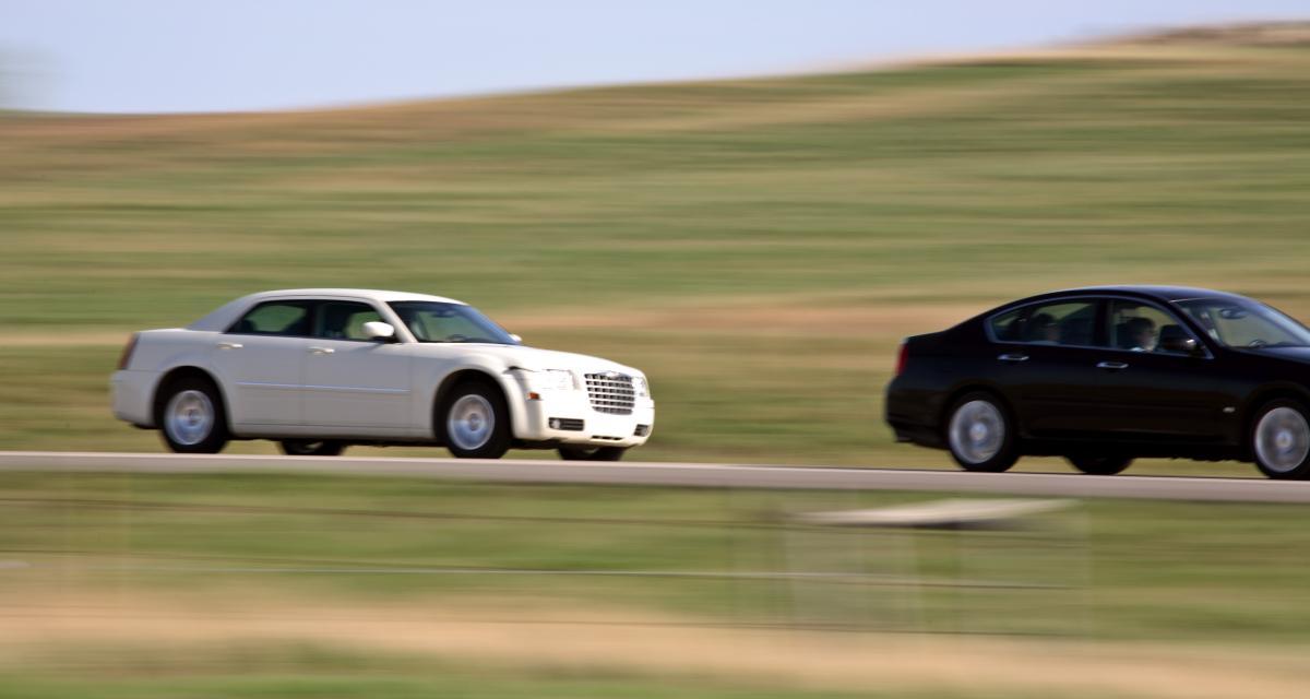 À 149 km/h au lieu de 80, sa voiture fait un petit tour en fourrière