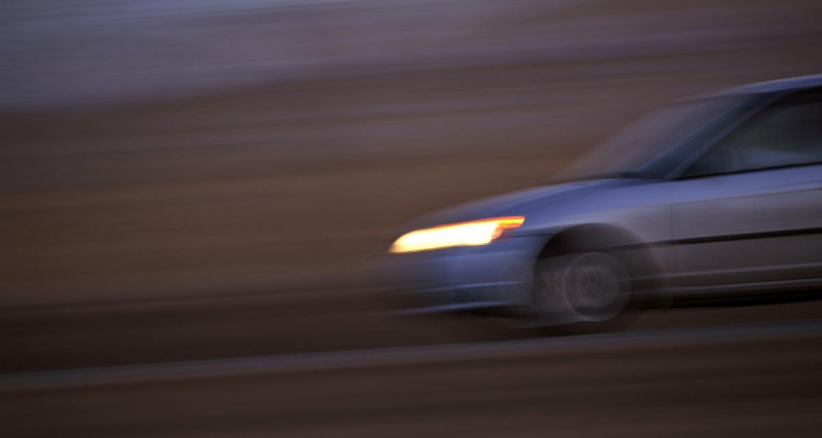 Flashé à 156 km/h, ce chauffard prend la direction du tribunal