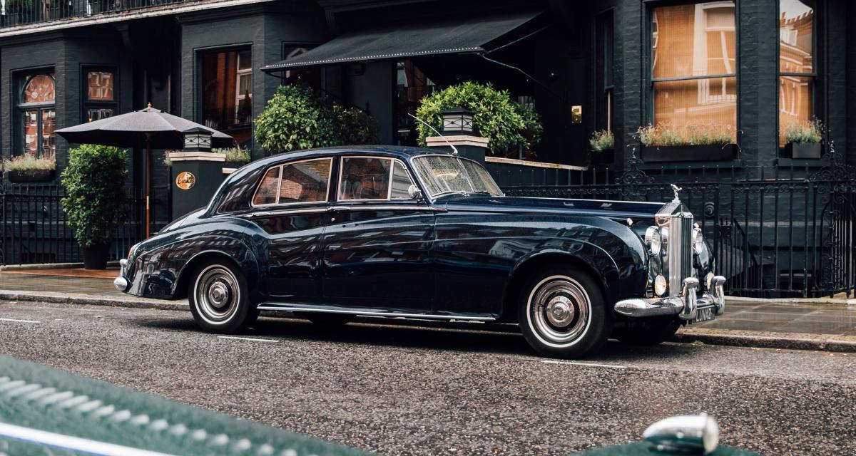 Rolls-Royce Phantom V par Lunaz : le chef d'œuvre passe à l'électrique