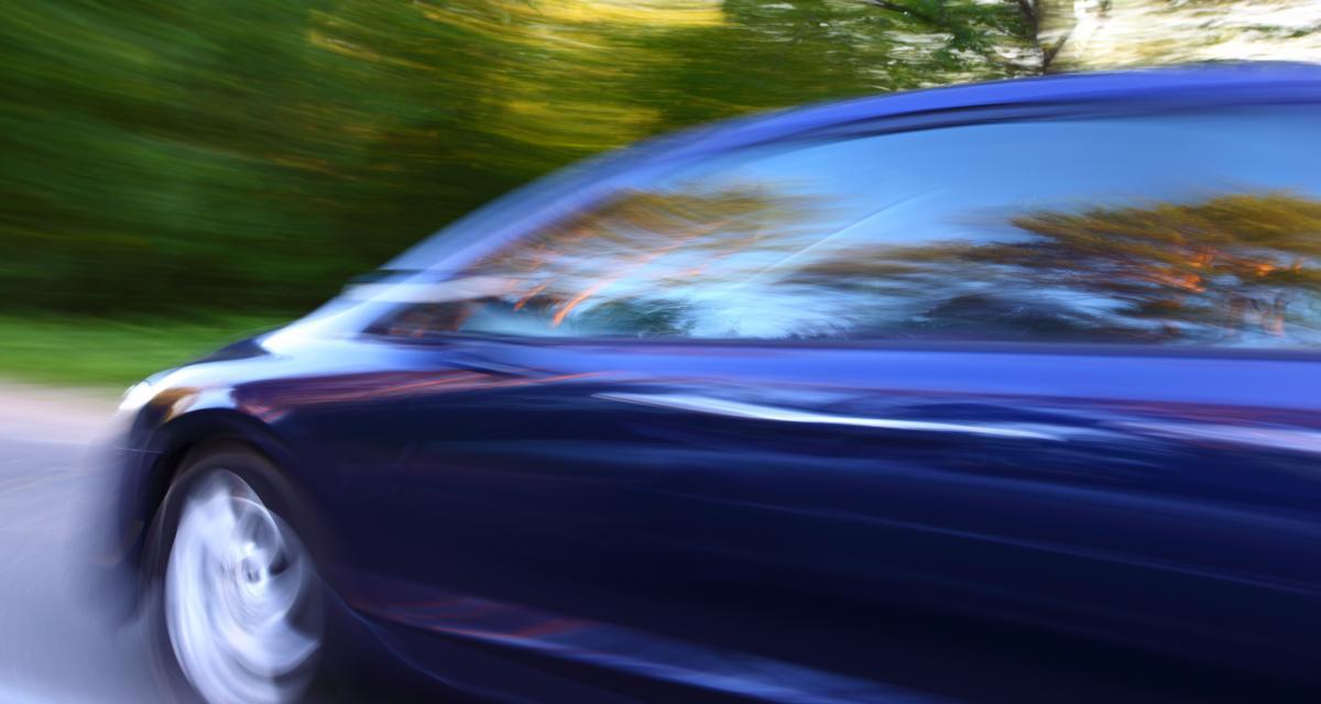 Fou du volant : 201 km/h sur une départementale… en direction du tribunal