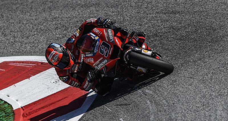 MotoGP - qualifications du Grand Prix de Styrie en streaming : où les voir ?