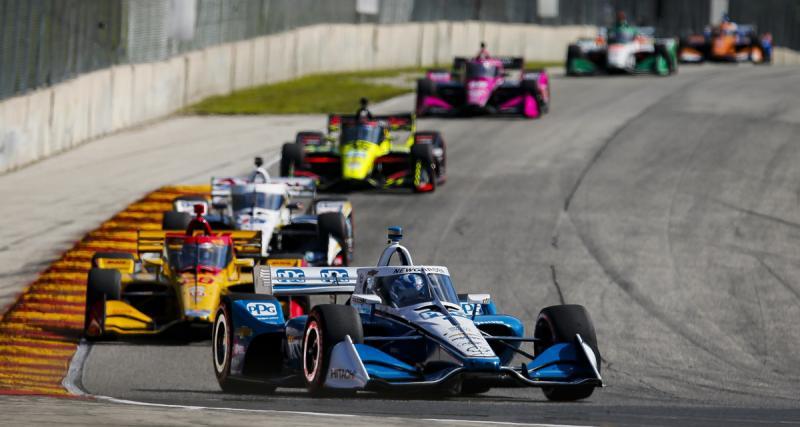 500 Miles d'Indianapolis en streaming : où voir la course ?