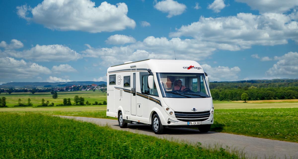 Carthago c-compactline 2021 : le camping-car intégral compact confortable et stylé