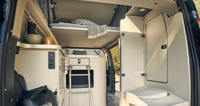 Camping-car connecté