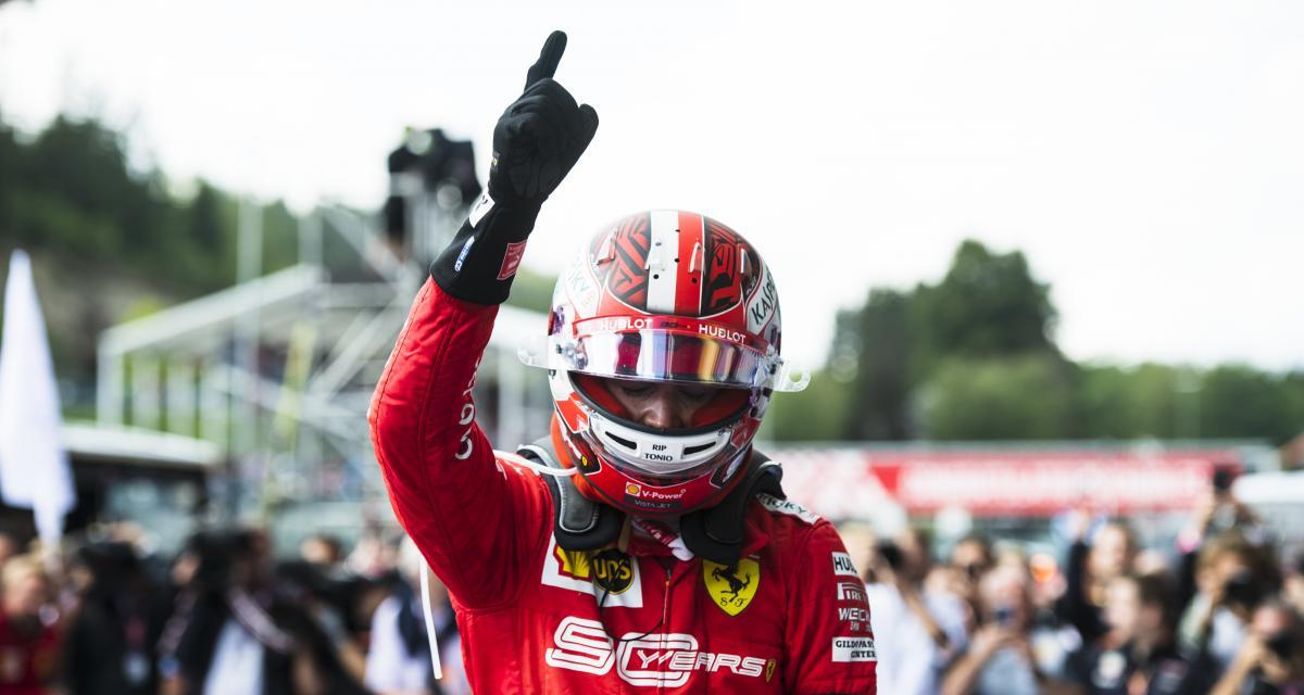 Grand Prix de Belgique de F1 : le programme TV