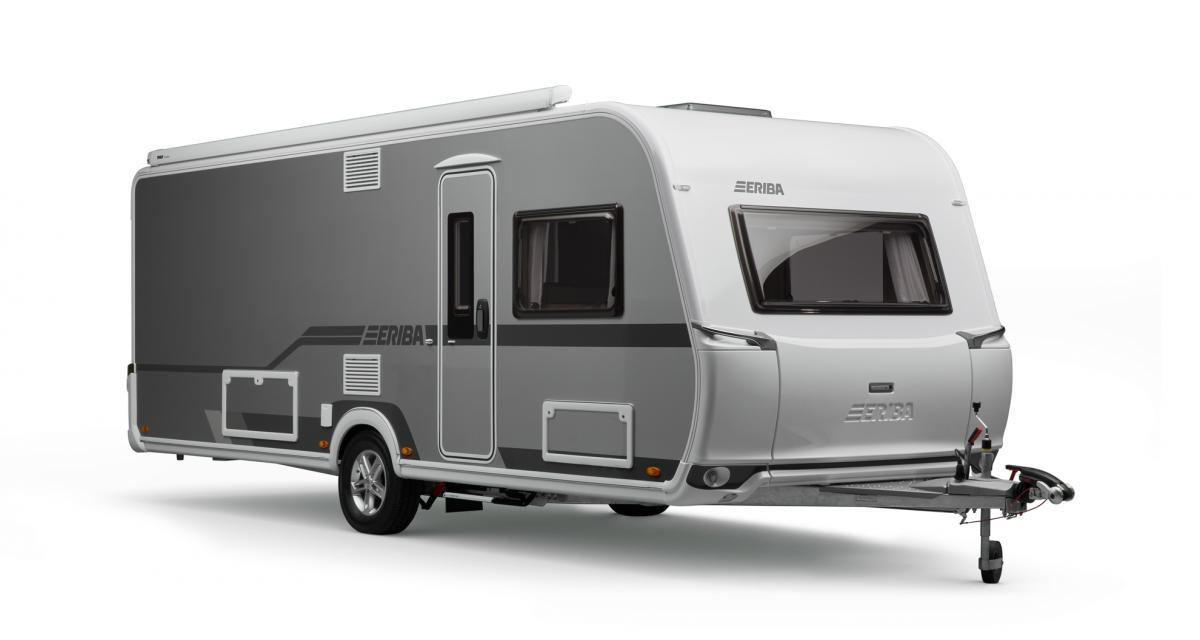 Eriba Nova 590 : la caravane taillée pour le voyage