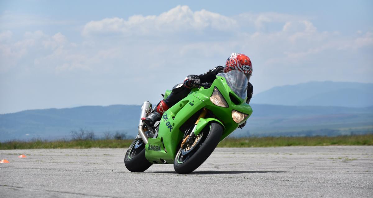 Flashé par les gendarmes à 201 km/h au guidon de sa moto Honda CBR 1000