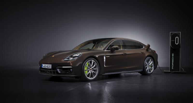 Porsche Panamera 4S E-Hybrid (2021) : une meilleure efficience sans oublier la performance