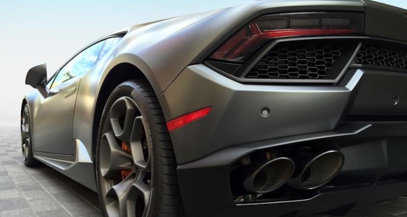 3 - Super voitures