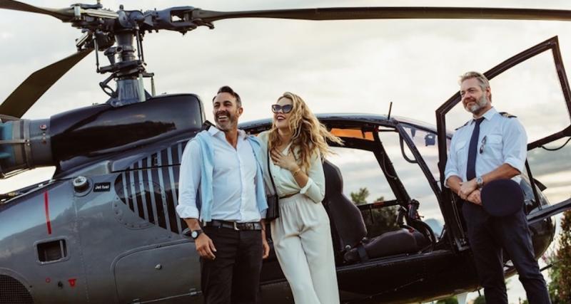 7 - Voyages en hélicoptère