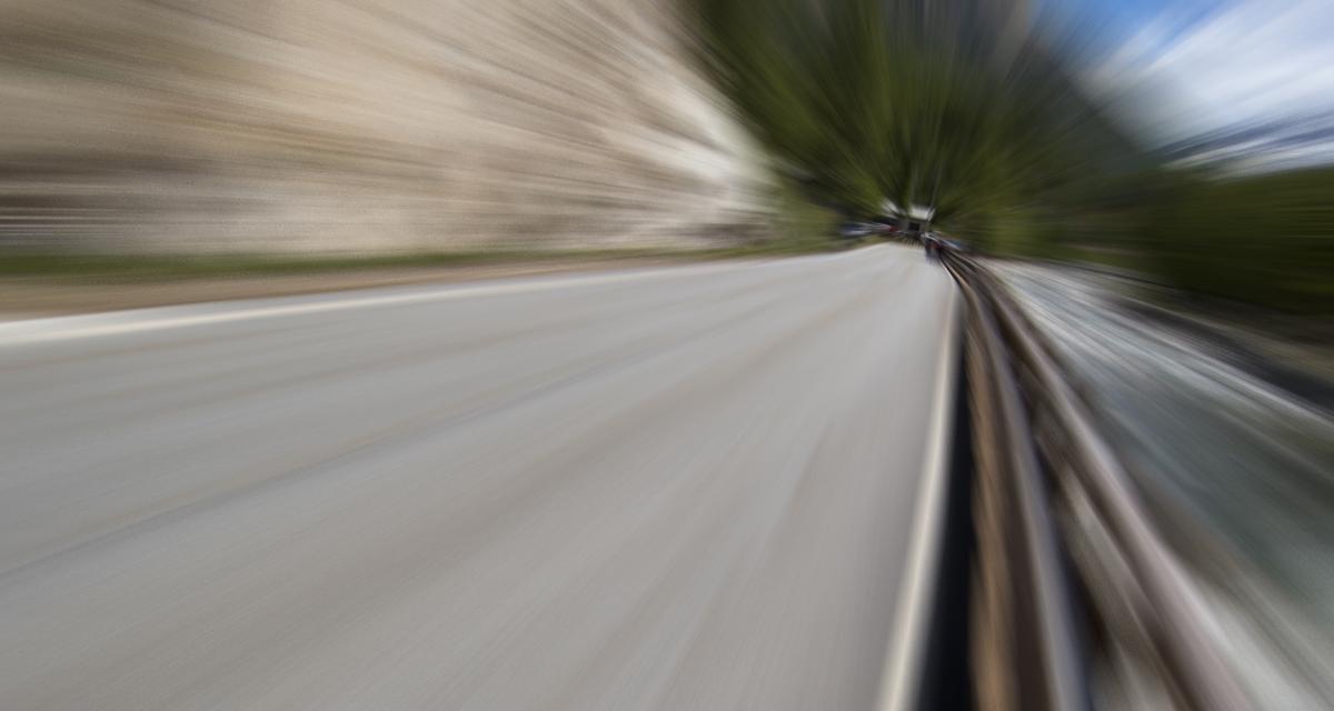 Flashé à 133 km/h : grand excès de vitesse et plus de permis pour le conducteur