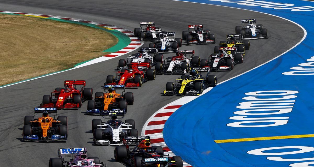 F1 - Essais libres du Grand Prix de Belgique : à quelle heure et sur quelle chaîne TV ?