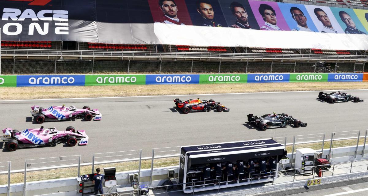 F1 - Essais libres du GP de Belgique en streaming : où les voir ?