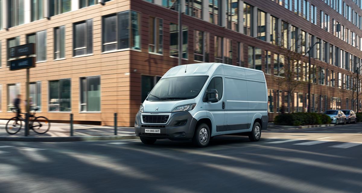 Peugeot e-Boxer : le nouveau grand utilitaire dans la gamme 100% électrique du lion
