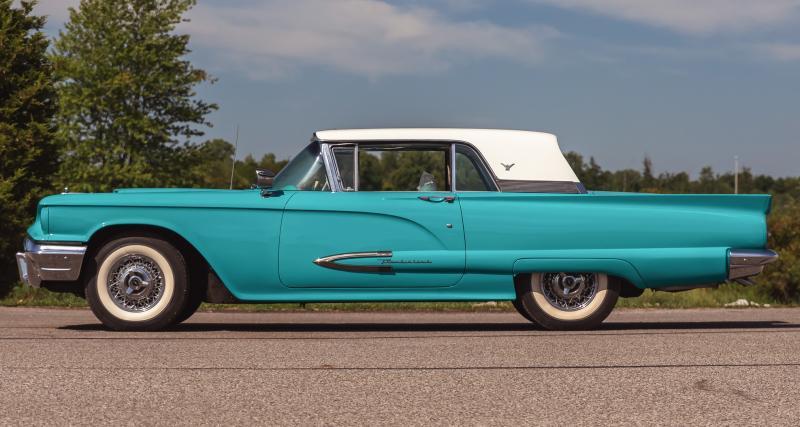 Un V8 352 ci à partir de 1958
