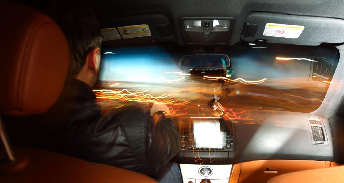 Sous stupéfiants, il se fait flasher à 152 km/h dans un véhicule qui n'est pas le sien