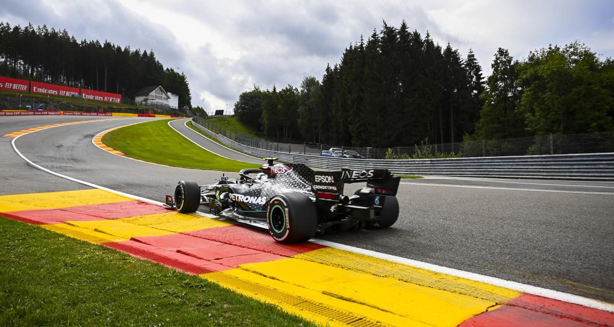 Qualifications du GP de Belgique de F1 en streaming : où les voir ?