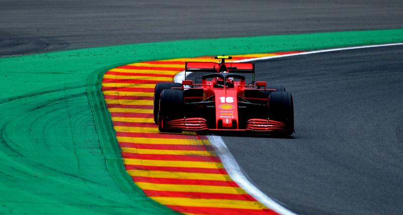F1 - Grand Prix de Belgique en streaming : où voir la course ?