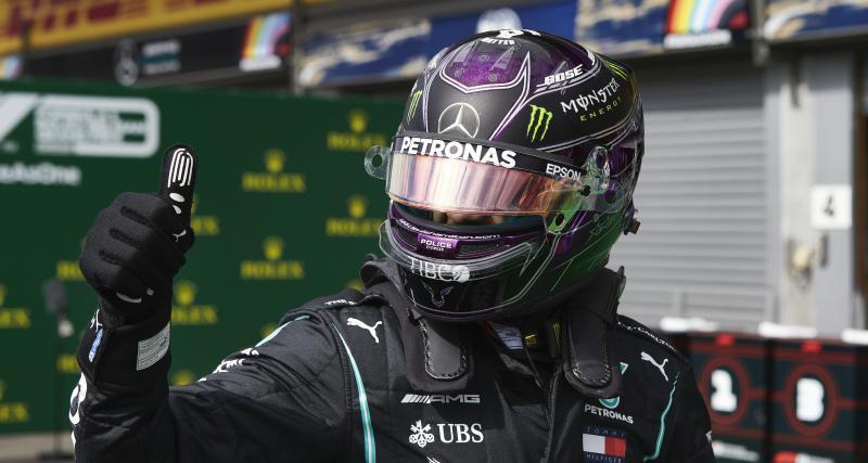 Grand Prix de Belgique de F1 : le classement final