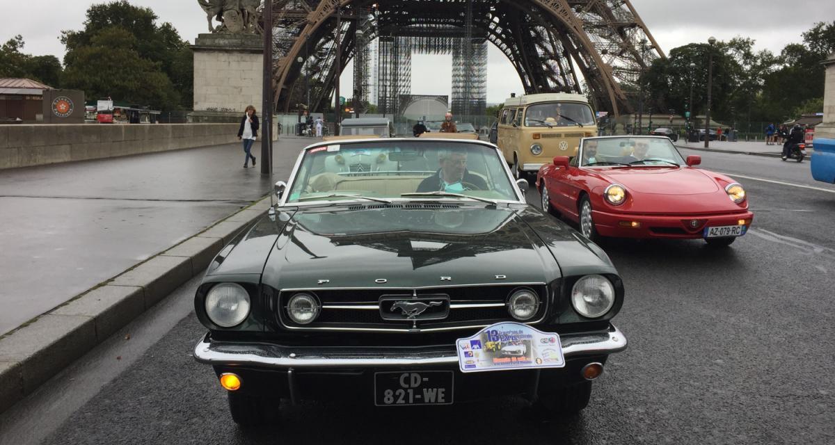 13ème Traversée de Paris estivale : une édition pluvieuse mais heureuse