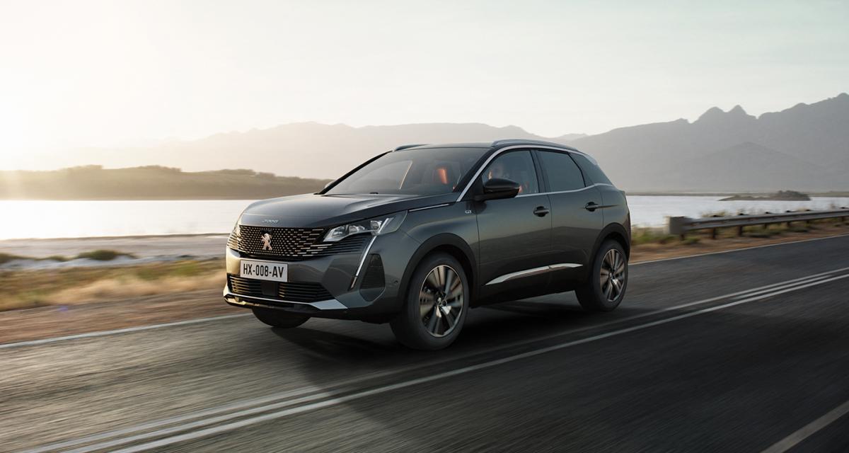 Peugeot 3008 restylé (2021) : des crocs et de la techno en plus pour le SUV à succès