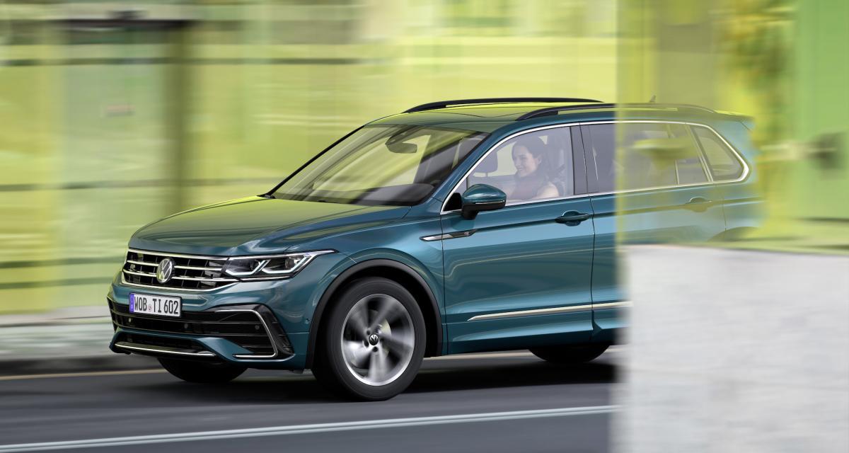 Nouveau Volkswagen Tiguan (2020) : les prix du SUV