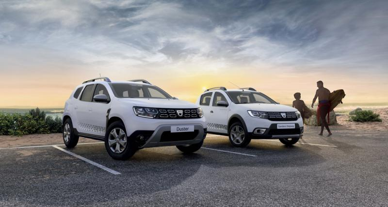 Dacia Duster Evasion : une série limitée qui surfe sur le succès du SUV