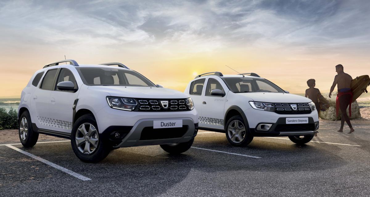 Dacia série limitée Évasion : les prix des Duster et Sandero Stepway