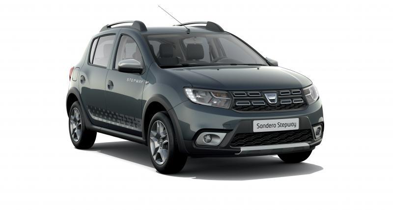 Dacia Sandero Stepway Evasion : la compacte à bas coût dédiée aux surfeurs