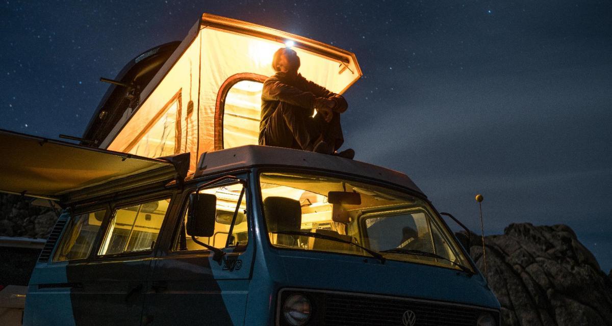 Passez un week-end de trois jours en camping-car et recevez 1000 dollars !