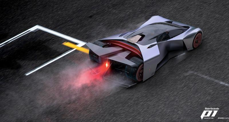 La Team Fordzilla P1 pourrait débarquer dès 2021 dans un jeu de course populaire