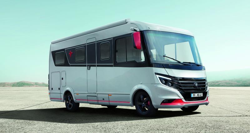 Camping-car Ismove de Niesmann+Bischoff : l'intégral compact qui va plaire aux jeunes