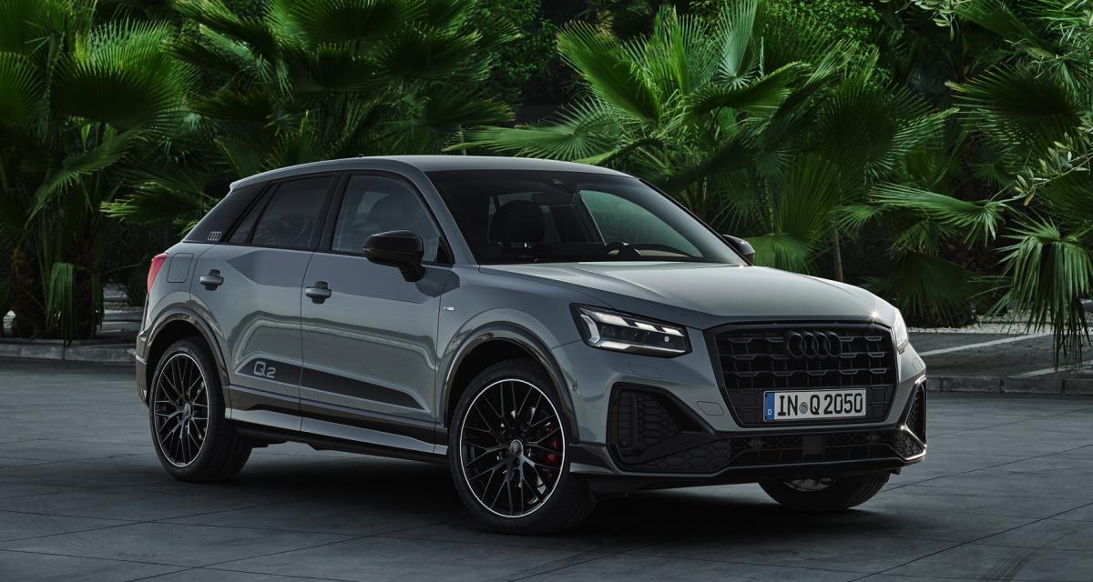 Audi Q2 (2021) : service minimum pour le petit SUV urbain