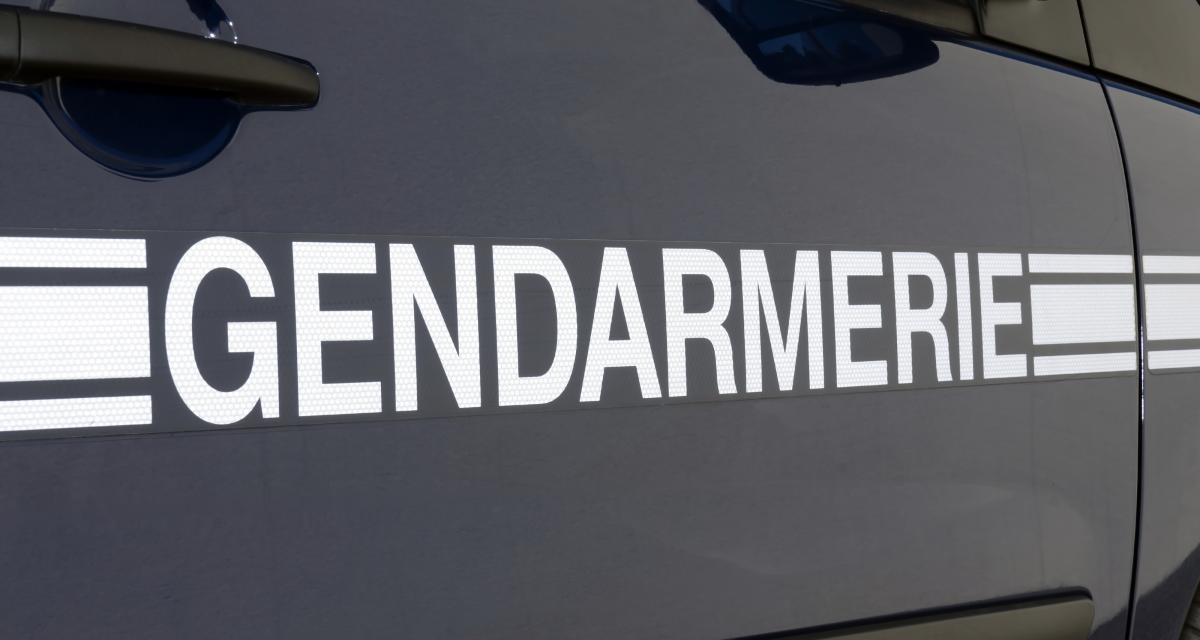 Sans permis depuis 3 ans, il passe à 160 km/h devant les gendarmes